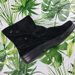 Klogs MONTE suede boots 11